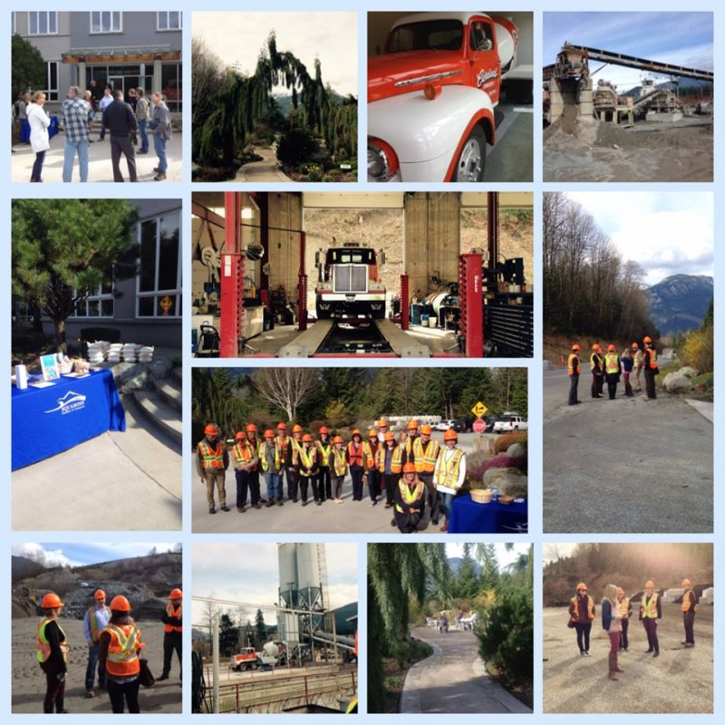 Squamish Chamber of Commerce Business Tour
